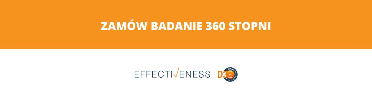 Ocena 360 stopni - zamów badanie